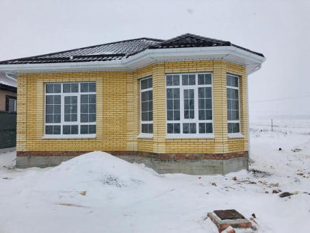 Дом 80 м² на участке 2,5 сот.